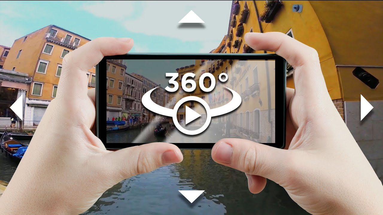 Travel in Virtual Reality - 360° VIDEO ON iOS/ANDROID YOUTUBE APP & CHROME  DESKTOP