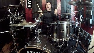 Drum cover and pay tribute to legendary musicians Lemmy Kilmister &...