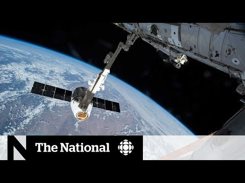 Company Behind Canadarm Returns To Canada