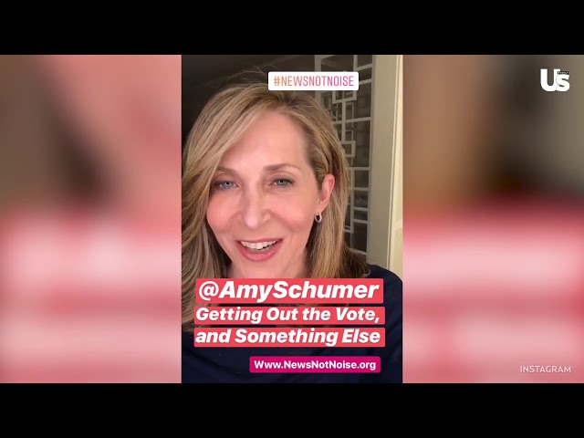 AM I GLOWING?' Amy Schumer quips jokes while on IV – The Kingston