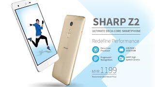 Sharp Z2 обзор на русском. Сравнение с LeEco Le S3 X626