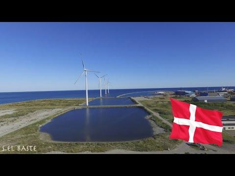 Day in the city of Frederick Haven Denmark (part 2يوم في مدينة فريدريك هافن الدنمارك (الجزء الثاني