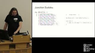"""""""Perl 6: A Whistle Stop Tour"""" - Simon Proctor"""