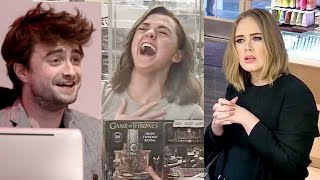 Download Top 9 Best Celebrity Hidden Camera Pranks! | Hollywire Mp3 and Videos