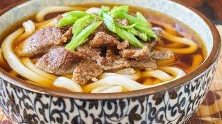 Kelezatan UDON Masakan Jepang
