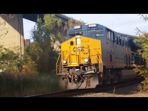 Freight Trains of Hudson County New Jersey