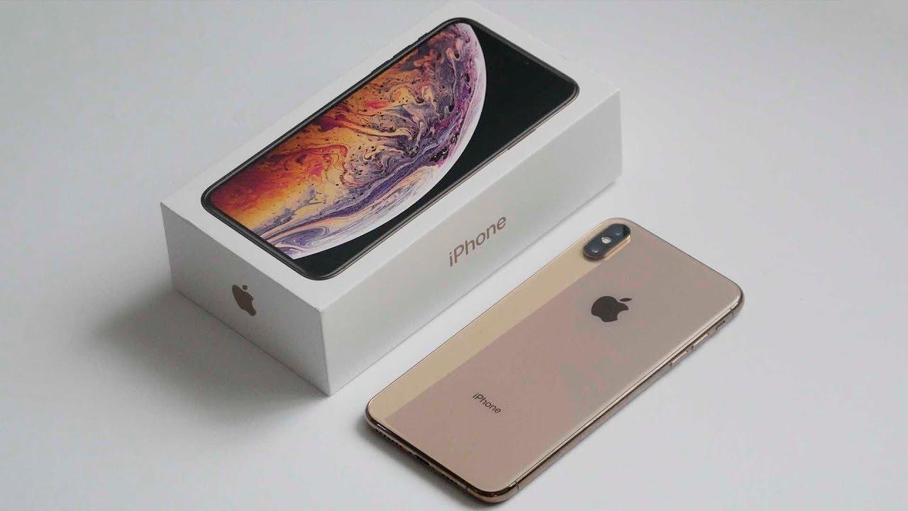 a6dc919f2a8d3 iPhone XS Max - Обзор - YouTube