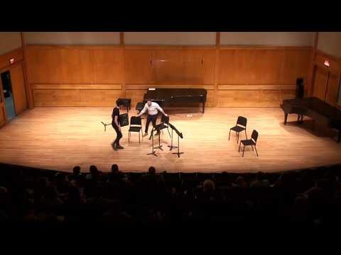 Youth Ensemble and Young Artist Program - Spring 2018