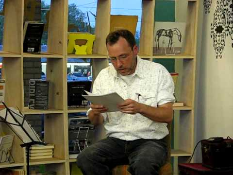 Maurice Manning - 3 poems - April 2010.avi