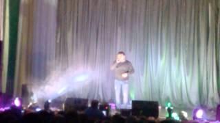Концерт Мурата Тхагалерова город Лебедянь