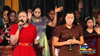 Spirit Of God Move - Elizabeth Bishop & Lidia Ramirez