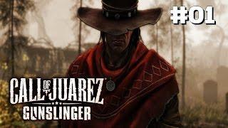 CALL OF JUAREZ: Gunslinger #01 - Wir treffen Billy the Kid [Let