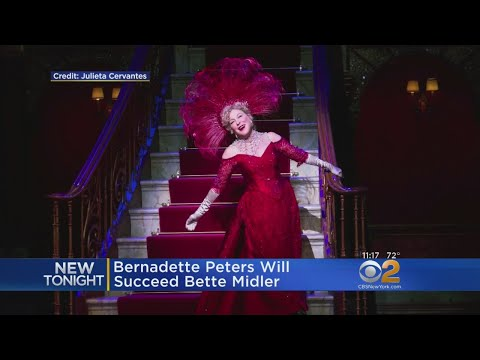 Bernadette Peters To Succeed Bette Midler In 'Hello, Dolly!'