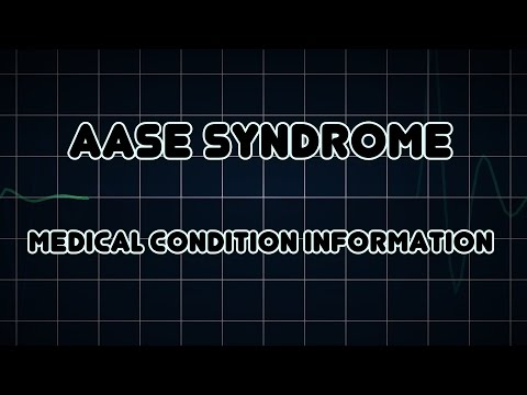 Aase syndrome (Medical Condition)