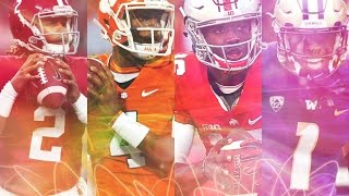 College Football Playoffs Pump Up/Hype 2016-2017