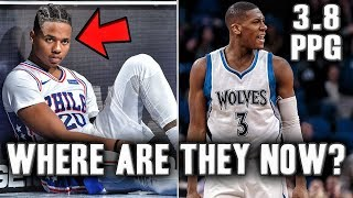 The Bust Of The Draft From The Last 5 Seasons   Where Are They Now? thumbnail