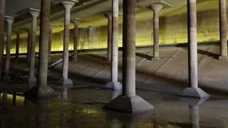 Houston's Buffalo Bayou Park Cistern Video