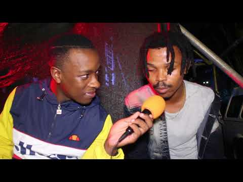 PA Interview with Skits By Sphe   at F Ink Party Top Secret