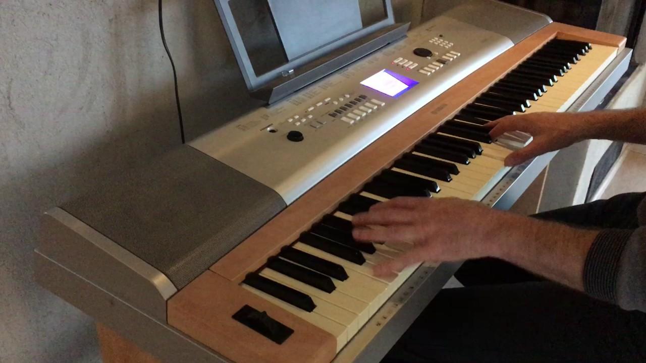 Dgx Yamaha Demo