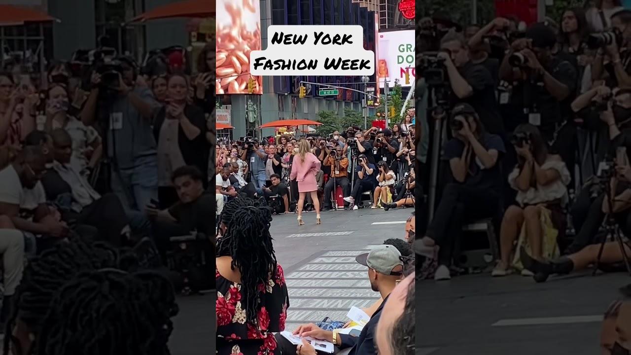 New York Fashion Week #shorts