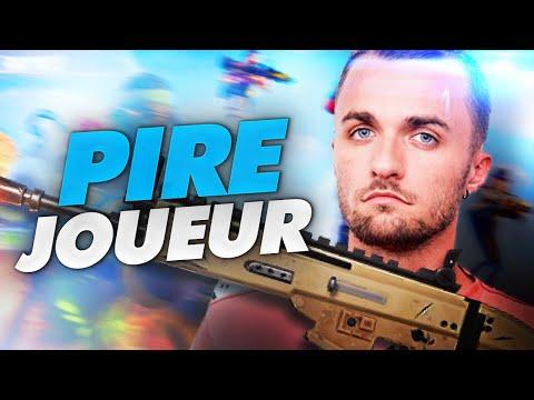 LE PIRE JOUEUR DE FORTNITE ! (ft. Squeezie, Gotaga, Micka, Adz)