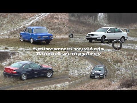 Szilveszteri verdázás - Borsodszentgyörgy 2014 FULL HD
