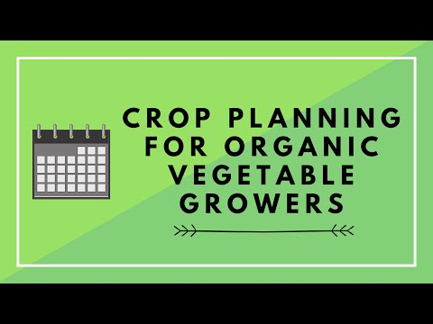 The Guide to Vegetable Crop Planning for Organic Growers