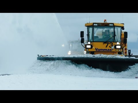 World Class Finnish Snowhow by Finavia