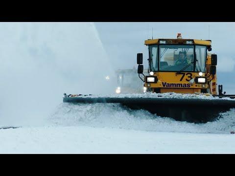 World Class Finnish Snowhow By Finavia