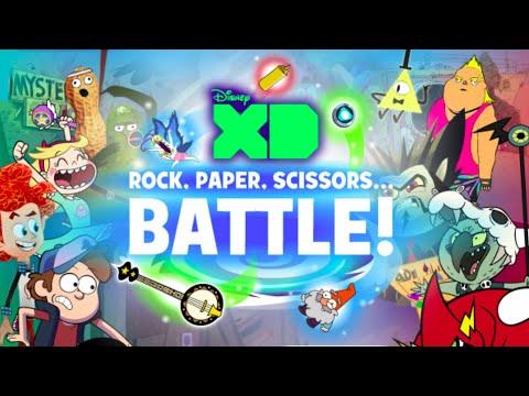 Disney Rock Paper