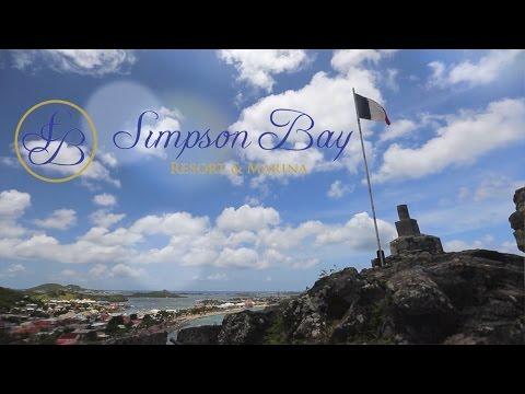 Simpson Bay Resort and Marina, Sint Maarten, Dutch Side.