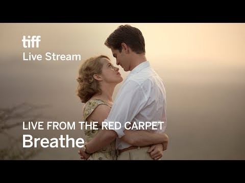 BREATHE Live from the Red Carpet | TIFF 17