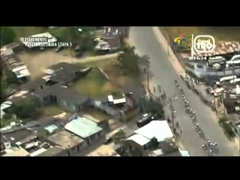 Vuelta a Colombia 2014 stage 5