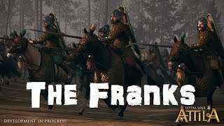 Total War: Attila Playable Factions - The Franks!