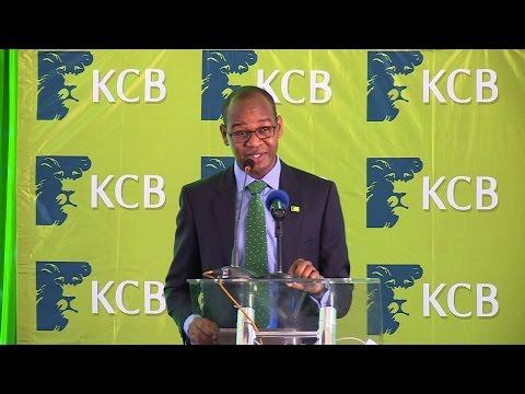 Joshua Oigara KCB Investor Presentation FY14 Group Financial Results #KCB2014FYResults 26.02.2015