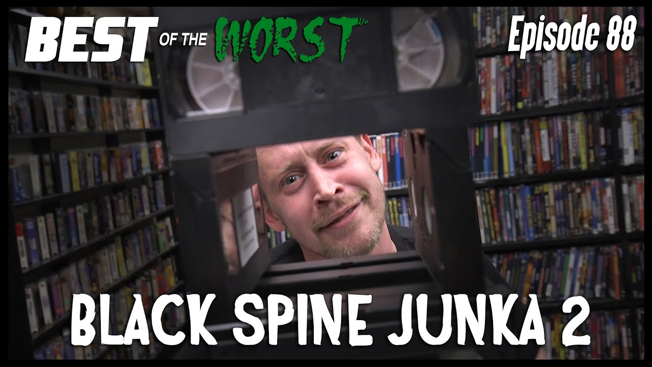 Best of the Worst: Black Spine Junka 2 — RedLetterMedia