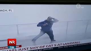 Huracán Michael golpeó la Florida