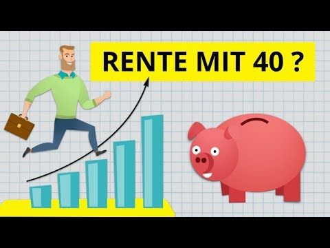 Rente mit 40 YouTube Hörbuch Trailer auf Deutsch