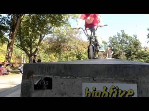 One day riding Bmx Jonas and Gianluca