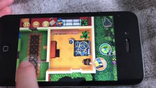 Учимся - игра Robbery Bob для маленьких детей на телефоне