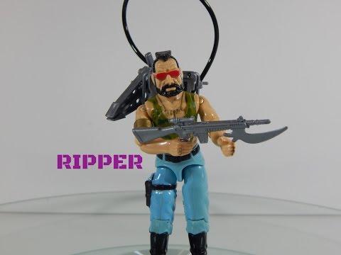 GI Joe 1985 Dreadnok Ripper Review