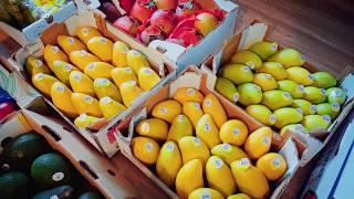 FRUITS EXOTIQUES EN GROS !!! | Vlog 04/05/18