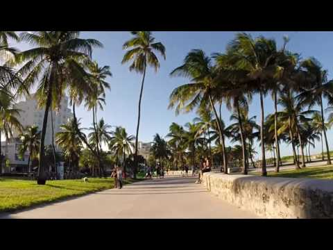Epic Miami Beach Bike Ride