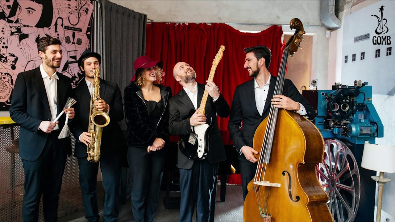 GOMB Jazz Band - Basin Street Blues w/ Chiara Viola