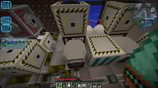 Minecraft 1.10.2 Sezon 7 AOE #76 - Oddychamy na stacji !