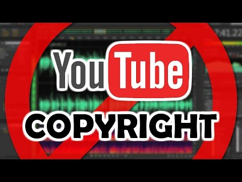 Musica con Copyright su YouTube senza Problemi ! 2017 HD