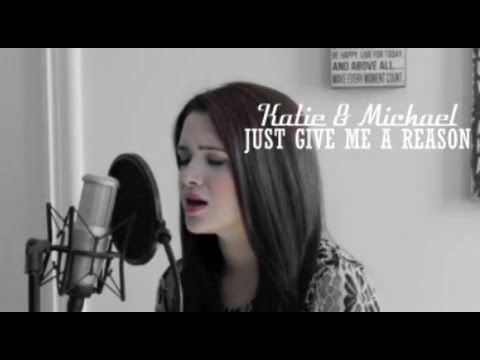 Katie Stevens and Michael Castro  Just give me a reason  Cover s