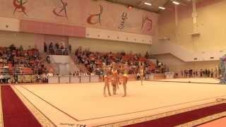 Открытое первенство по художественной гимнастике «Кубок Губернатора Омской области»