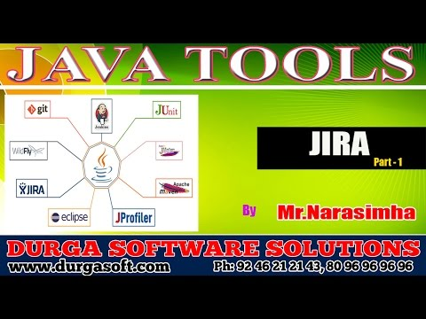 Java Real Time Tools || Java Tools Jira Part - 1