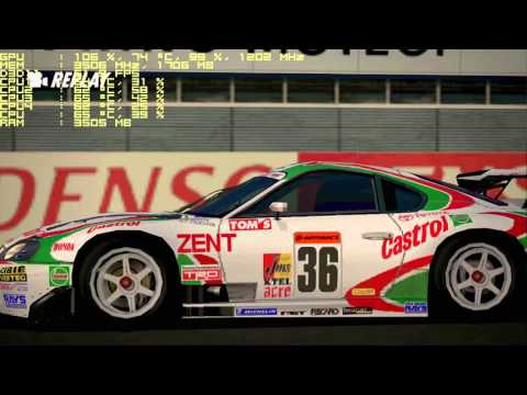 Gran Turismo 4 - PCSX2 1 4 0 - 4K 60 FPS Gameplay #2 by nando1881